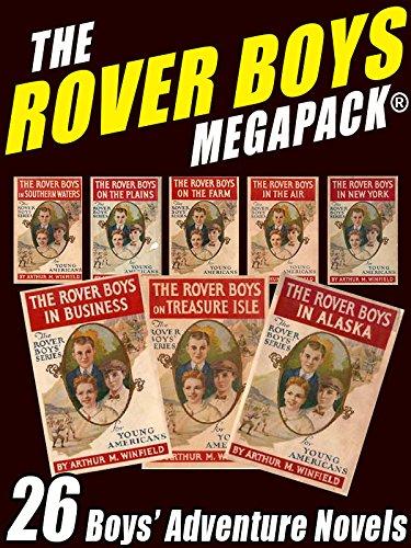 Download PDF The Rover Boys MEGAPACK® - 26 Boys' Adventure Novels
