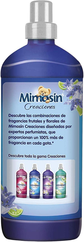 Mimosín Creaciones Flor de la Pasión y Bergamota Suavizante ...