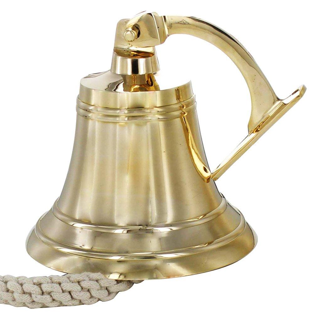 Brass Maritime Duty Watch Ship?s Bell