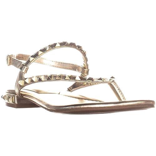 6988b4be6d4 Marc Fisher Womens Pamali Split Toe Casual Slingback Sandals