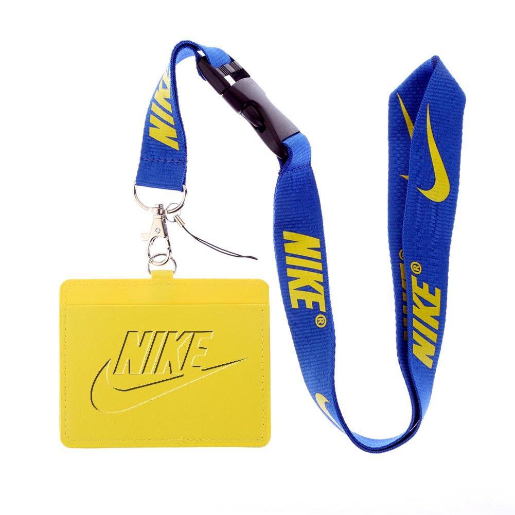Nike - Soporte para tarjetas de identificación, piel ...