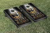 Victory Tailgate Virginia Commonwealth Univ. Rams VCU NCAA Cornhole Board Set - Museum (Includes Bags)
