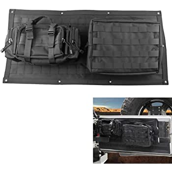Amazon Com Tailgate Bag Case Cover For 2007 2015 Jeep