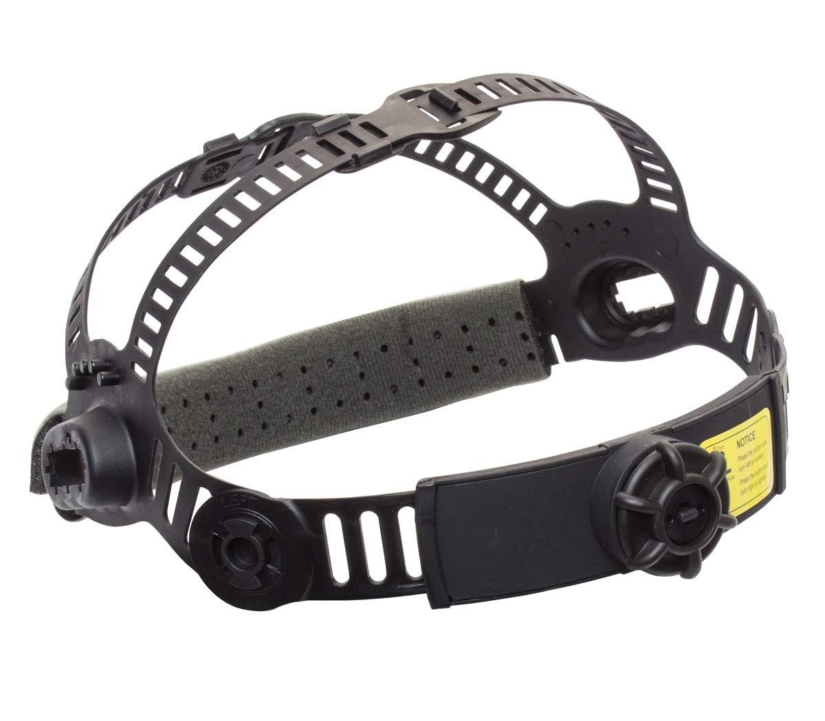 Eastwood Large View Auto Darkening Welding Helmet Mask Kit Adjustable Headband Comfortable L6700