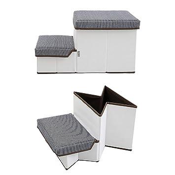 Amazon.com: JAYBLY - Escaleras para mascotas para cama y ...
