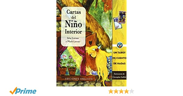 Cartas del nino interior (Spanish Edition): Isha Lerner ...