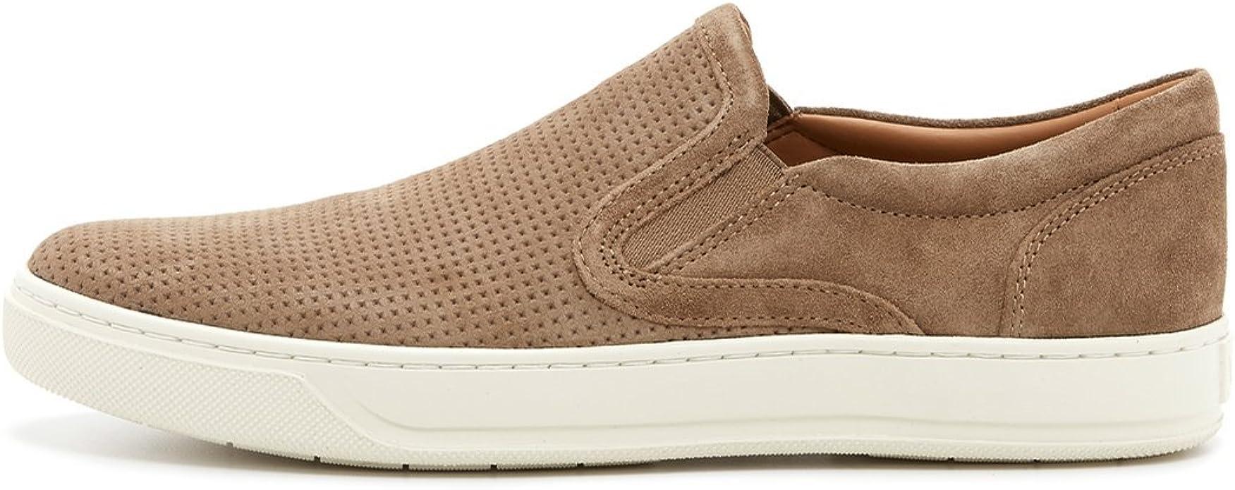 Vince Men's Ace Slip On Sneaker: Amazon