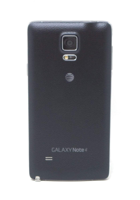 Samsung Galaxy Note 4 N910a AT&T Unlocked Cellphone, 32GB, Black