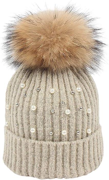 PLMWQAVDFN Men hat Autumn and Winter Knit hat Baotou Wool Hats Youth Shop Hats Thick Warm Headgear