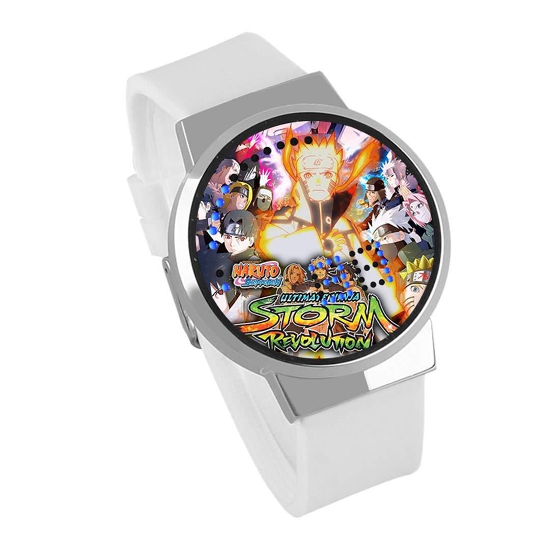 Relojes De Pulserapantalla Táctil De La Personalidad LED del ...