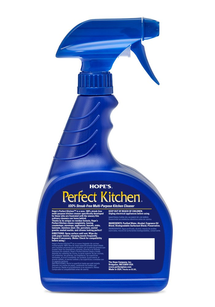 Amazon.com: HOPES 32PK6-6PK Perfect Kitchen Cleaner (6 Pack), 32 oz: Home & Kitchen