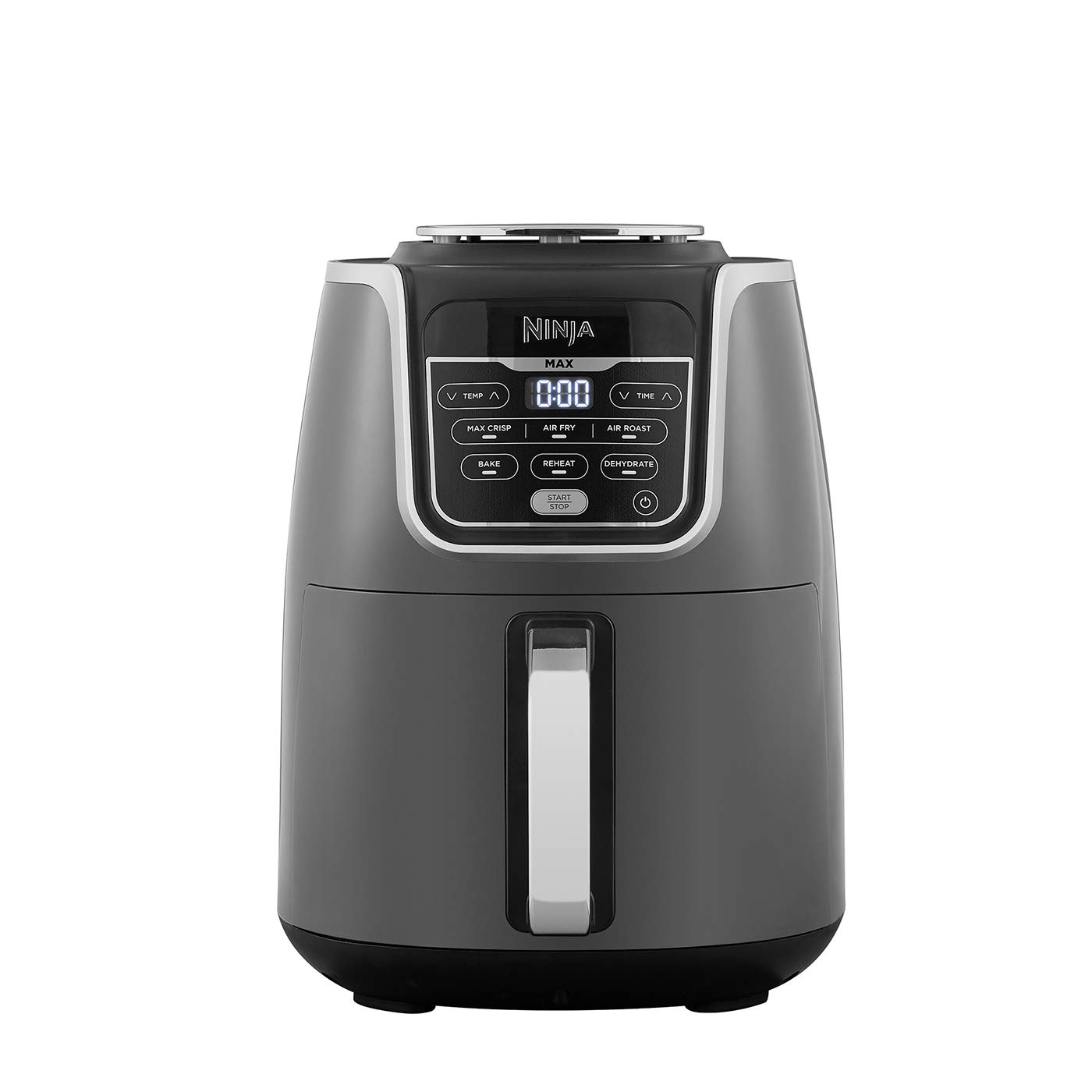 Ninja Air Fryer MAX, 5.2L, 6 Cooking Functions, 1750W, Grey ...