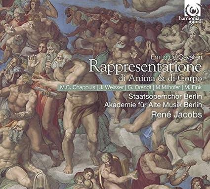 Emilio de Cavalieri: Rappresentatione di anima et di corpo (2015-02-28)