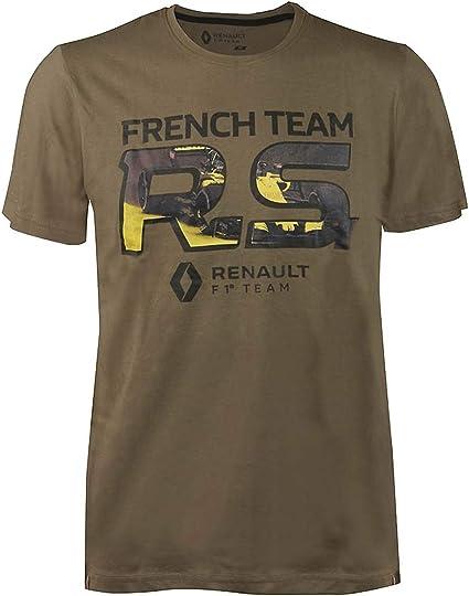 Renault F1 Team – Camiseta para hombre – French Team: Amazon.es: Ropa y accesorios