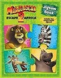 Madagascar Escape 2 Africa Jigsaw Book