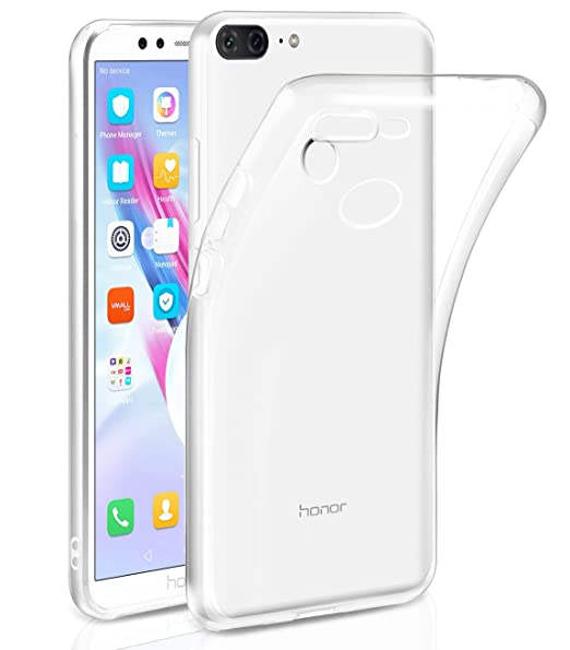 cover custodia case per huawei honor 9 lite silicone gel tpu pc