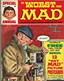 img - for Mag: The Worst From Mad... 1969... Includes Full Color cut-out Bonus of 12