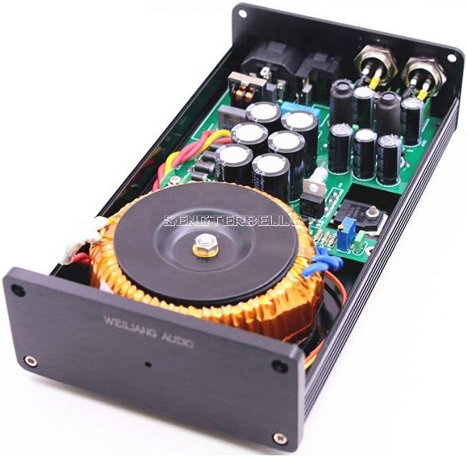 Amazon.com: Xennos 50VA HIFI Ultra-low Noise Linear Power Supply DC5V 9V 12V 15V 18V 24V LPS PSU - (Plug Type: AC230V version): Home Improvement