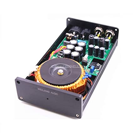 Xennos 50VA HIFI Ultra-low Noise Linear Power Supply DC5V 9V