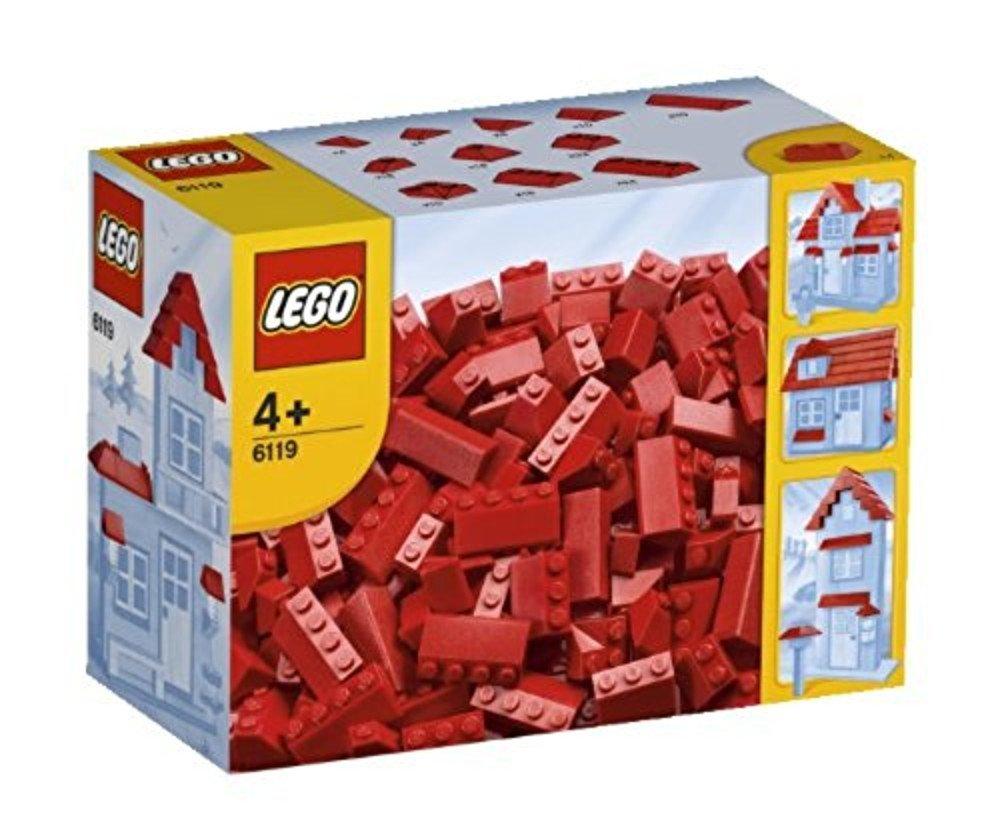 LEGO Model 6119 Roof Tiles