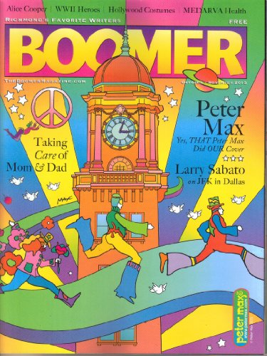 BOOMER Life Magazine, Central Virginia, Vol. 7, No. for sale  Delivered anywhere in USA