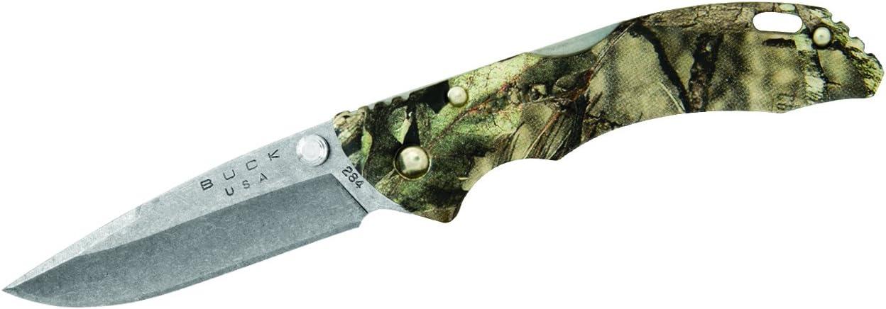 Buck Knives 284 Bantam One-Hand Opening Folding Knife