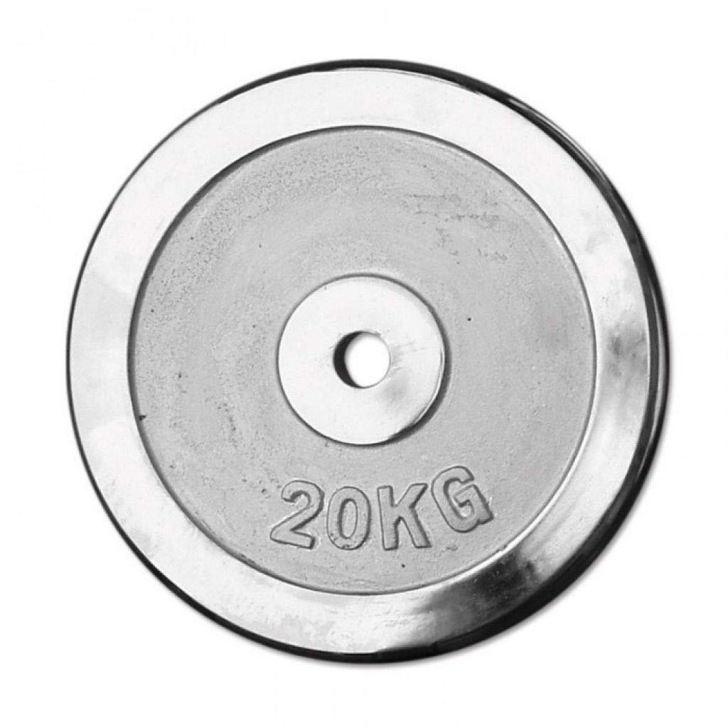 Ironbody Hantelscheibe Chrom 30mm, 20kg (Made in Germany )