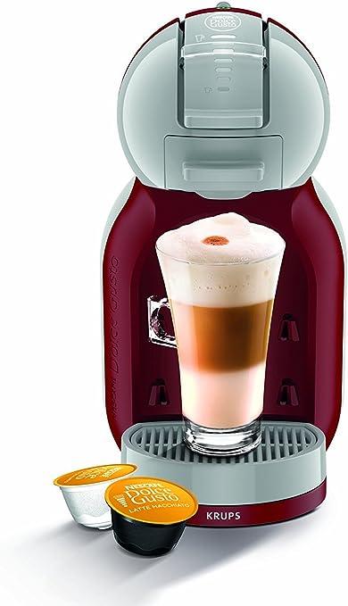 Nescafe Dolce Gusto Mini Me – Cafetera automática máquina gris por ...
