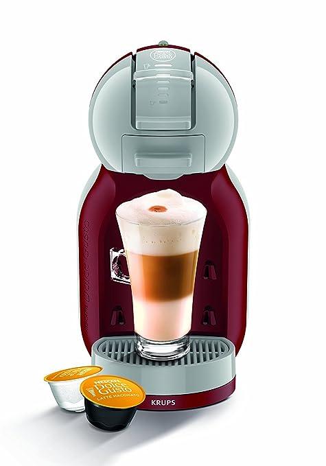 Nescafe Dolce Gusto Mini Me - Cafetera automática máquina ...