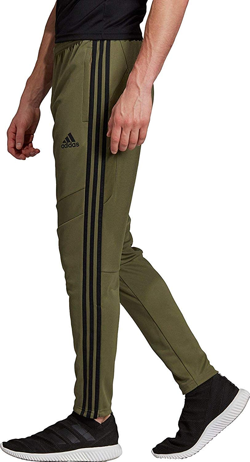 Amazon.com: adidas Men's Tiro 19 Training Pant Active, Raw Khaki/Black, XX-Large: Clothing