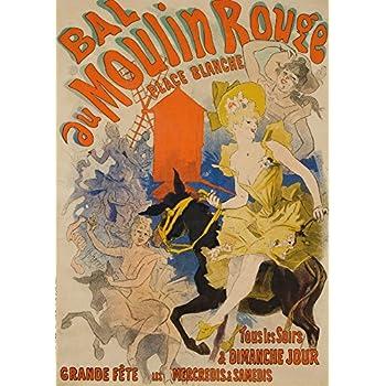 Amazon.com: Au Joyeux Moulin Rouge (Happy at the Moulin