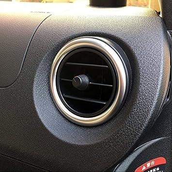 High Flying 2 embellecedores para Vito W447 2014-2017 las rejillas de ventilación interiores del aire acondicionado del coche: Amazon.es: Coche y moto