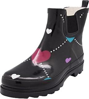 Amazon.com: ALS WATER STOP WARMED Zapatillas de lluvia ...