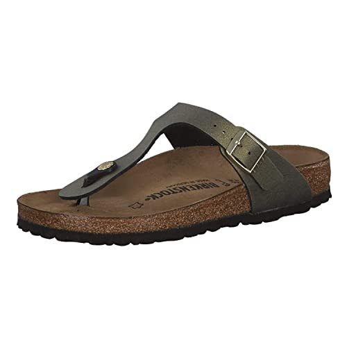 new product 7ed02 2aff6 Birkenstock Gizeh BF Icy Metallic Donna,Infradito,Signora ...