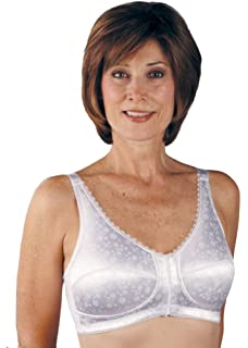 8451bfd48fb15 Nearly Me Front Closure Mastectomy Bra Style 670 at Amazon Women s ...