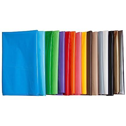 Fixo 72270 - Pack de 25 bolsas disfraz, 56 x 70 cm, color blanco
