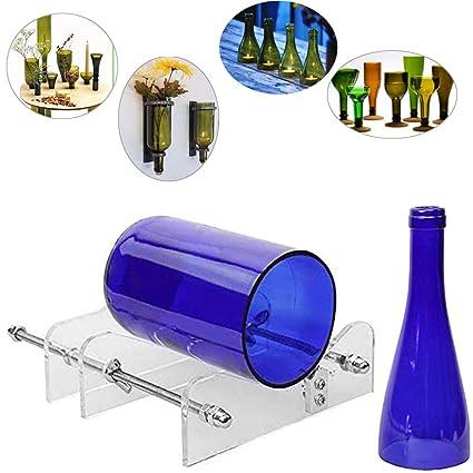 Cortador de botellas de vidrio, Konesky Máquina cortadora de ...