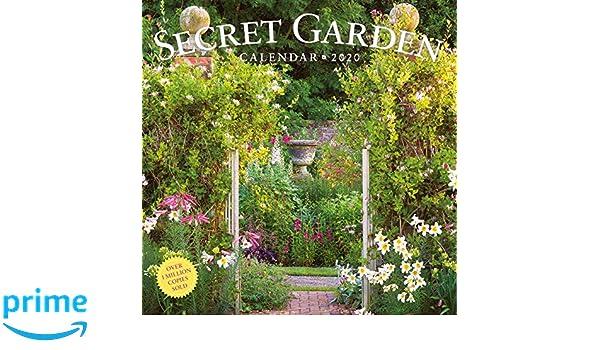 Secret Garden Wall Calendar 2020: Workman Publishing