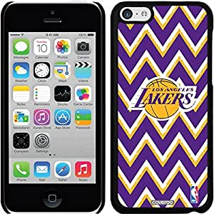 fashion case iphone 6 4.7 Black Thinshield Snap-On Case with Los Angeles Lakers Chevron Design