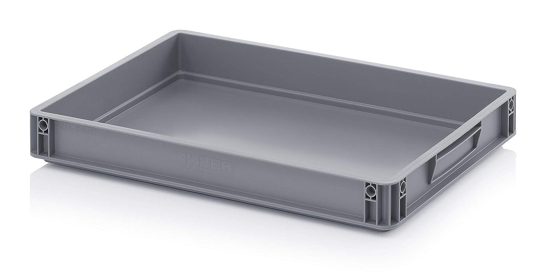 10x Eurobeh/älter-Eurobox 60 x 40 x 7,5 cm