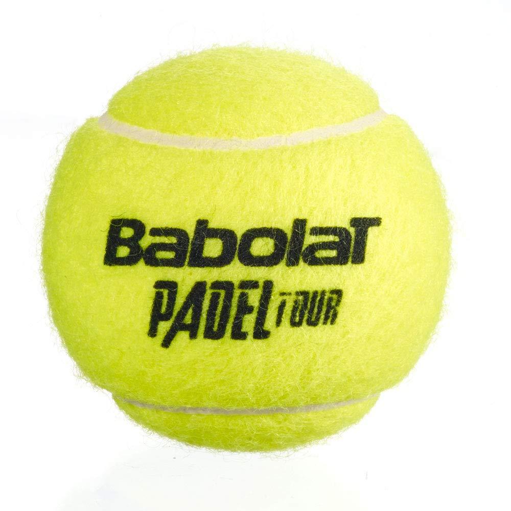 Padel Tour - Caja de 24 Tubos con 3 Bolas de pádel Babolat: Amazon ...