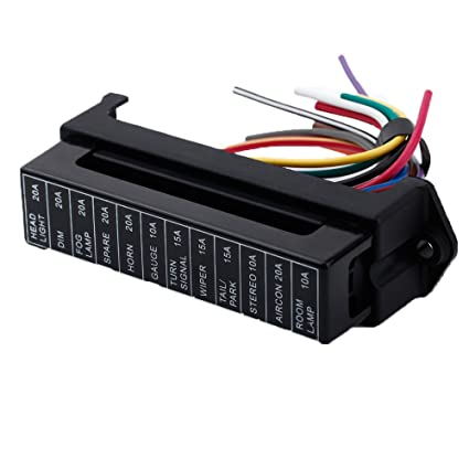 docooler 12 way dc32v circuit blade fuse box fuse block fuse holder watch dogs box docooler 12 way dc32v circuit blade fuse box fuse block fuse holder atc ato 2