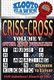 KLOOTO Games CrissCross Volume V