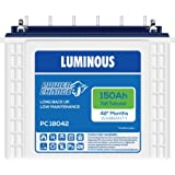 Luminous PC 18042 150Ah Tubular Battery