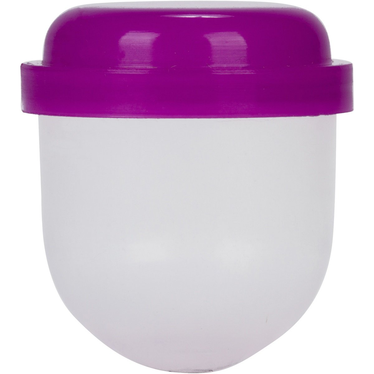 1'' Acorn Capsules: Pink, Blue, Purple Vending Machine Balls, Empty Cases for Gumball Containers, Toy Stands, and Party Favors or Bath Bombs, Rainbow Colored Lids and Clear Bottoms Girls by Candy Machines (Image #7)