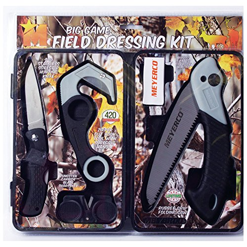 Meyerco MC2702 BRK MAGCSET Game Cleaning Kit