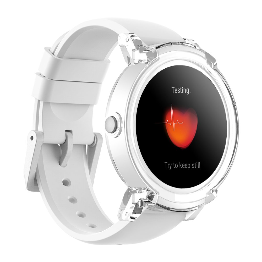 Ticwatch Reloj Inteligente Smart Watch Pantalla Táctil de OLED 1.4...
