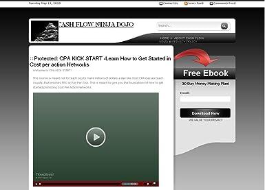Amazon com: Cash Flow Ninja Dojo: Shane Hale: Kindle Store