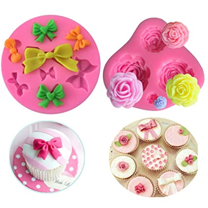 Hearty 3d Silicone Mold Flower Leaf Feather Diy Wedding Cake Border Decorating Fondant Molds Candy Chocolate Gumpaste Clay Moulds Home & Garden
