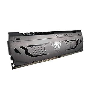 Patriot Viper Steel Series DDR4 8GB 3200MHz Performance Memory Module - PVS48G320C6 (Tamaño: 3200MHz 8GB Single Module)
